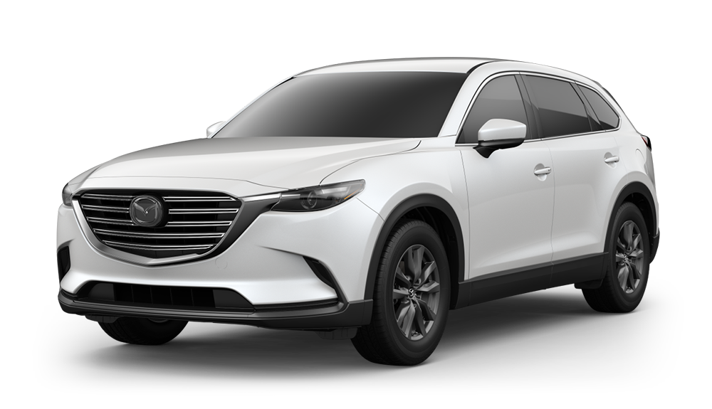 2020 Mazda CX-9 Touring Trim